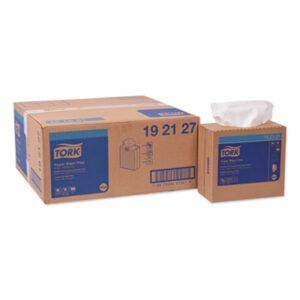 (TRK192127)TRK 192127 – Multipurpose Paper Wiper, 9.25 x 16.25, White, 100/Box, 8 Boxes/Carton by ESSITY (8/CT)
