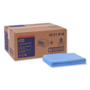 (TRK192181A)TRK 192181A – Foodservice Cloth, 13 x 21, Blue, 240/Box by ESSITY (240/CT)