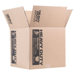 """(DUC280728)DUC 280728 – Heavy-Duty Boxes, Regular Slotted Container (RSC), 16"""" x 16"""" x 15"""", Brown by SHURTECH (1/EA)"""