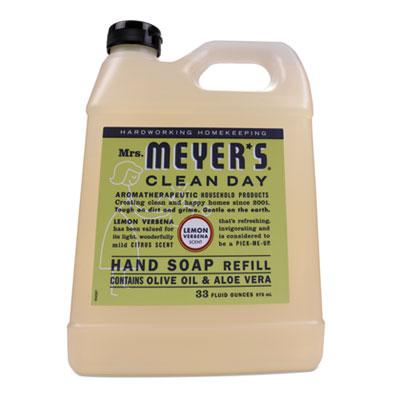 (SJN651327EA)SJN 651327EA – Clean Day Liquid Hand Soap Refill, Lemon Verbena, 33 oz by THE CALDREA COMPANY (1/EA)