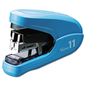 (MXBHD11FLKBE)MXB HD11FLKBE – Vaimo Stapler, 35-Sheet Capacity, Blue by MAX USA CORP. (1/EA)