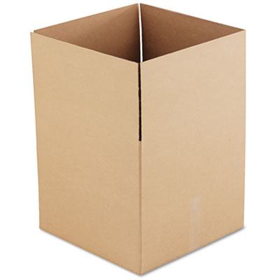 """(UFS181816)UFS 181816 – Fixed-Depth Shipping Boxes, Regular Slotted Container (RSC), 18"""" x 18"""" x 16"""", Brown Kraft, 15/Bundle by GEN (15/BD)"""