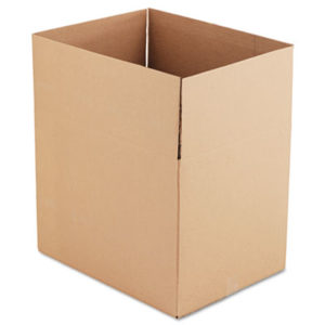 """(UFS241818)UFS 241818 – Fixed-Depth Shipping Boxes, Regular Slotted Container (RSC), 24"""" x 18"""" x 18"""", Brown Kraft, 10/Bundle by GEN (10/BD)"""