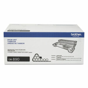 (BRTDR890)BRT DR890 – DR890 Drum Unit, 50,000 Page-Yield, Black by BROTHER INTL. CORP. (/)