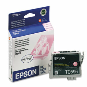 (EPST059620)EPS T059620 – T059620 (59) UltraChrome K3 Ink, 450 Page-Yield, Light Magenta by EPSON AMERICA, INC. (/)