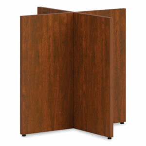 """(HONTBL48BSELR1)HON TBL48BSELR1 – Mod X-Base for 48"""" Table Tops, Russet Cherry by HON COMPANY (/)"""