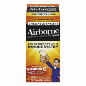 (ABN97971)ABN 97971 – Immune Support Chewable Tablets, 32 Tablets per box by SCHIFF VITAMINS (1/EA)