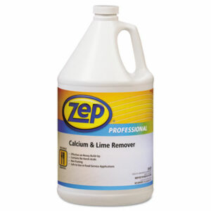 (ZPP1041491)ZPP 1041491 – Calcium and Lime Remover, Neutral, 1 gal Bottle, 4/Carton by ZEP INC. (4/CT)