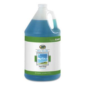 (ZPP332124)ZPP 332124 – Blue Sky AB Antibacterial Foam Hand Soap, Clean Open Air, 1 gal Bottle, 4/Carton by ZEP INC. (4/CT)