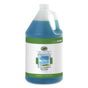 (ZPP332124EA)ZPP 332124EA – Blue Sky AB Antibacterial Foam Hand Soap, Clean Open Air, 1 gal Bottle by ZEP INC. (1/EA)